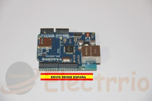 EL0604 SHIELD ETHERNET W5100