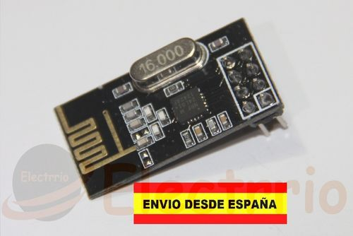 EL0608 WIRELESS TRANSCEPTOR INALÁMBRICO NRF24L01 2,4 GHz