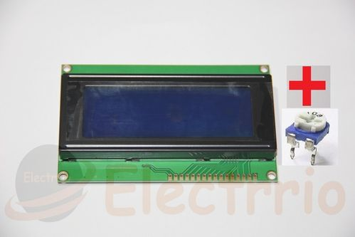 EL0489 LCD 20x4 PANTALLA DISPLAY 2004